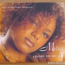 CDs de Música: MAISA - SABI DI BEIJA (CD) 2004 - 9 TEMAS. Lote 171705215