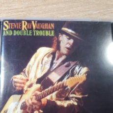 CDs de Música: STEVIE RAY VAUGHAN AND DOUBLE TROUBLE LIVE ALIVE. Lote 171707669