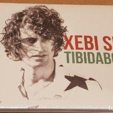 CDs de Música: XEBI SF / TIBIDABO / DIGIPACK-CD - STELITE K-2016 / 10 TEMAS / PRECINTADO.. Lote 171708060