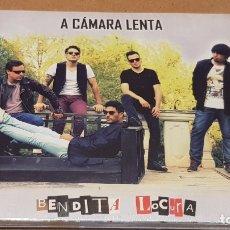CDs de Música: A CÁMARA LENTA / BENDITA LOCURA / DIGIPACK-CD - SATELITE K-2016 / 12 TEMAS / PRECINTADO.. Lote 171710759