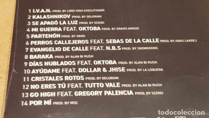 CDs de Música: IVAN CANO / BARAKA / DIGIPACK-CD - EC MUSIC-2017 / 14 TEMAS / PRECINTADO. - Foto 3 - 198299825