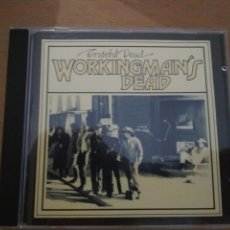 CDs de Música: GRATEFUL DEAD WORKINGMAN´S DEAD CD. Lote 171715617