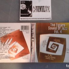 CDs de Música: THE FUTURE SOUND OF JAZZ VOL. 4 2XCD COMPOST RECORDS ?– COMPOST 039-2. Lote 171719402