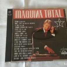 CDs de Música: 65-MAQUINA TOTAL 7, 2 CDS, 1994. Lote 171733345