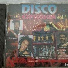 CDs de Música: 44-CD DISCO EXPLOSION , VOLUMEN I, 1992. Lote 171734393