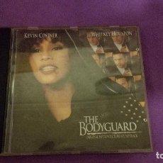 CDs de Música: 1-CD- EL GUARDAESPALDAS. Lote 171734730