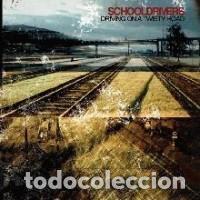 SCHOOLDRIVERS - DRIVING ON A TWISTY ROAD (Música - CD's Rock)