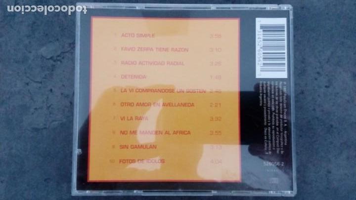 CDs de Música: Libre Acceso + El regreso. Andrés Calamaro - Foto 2 - 171741660