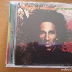 CDs de Música: BOB MARLEY & THE WAILERS NATTY DREAD CD BONUS TRACK. Lote 171744814