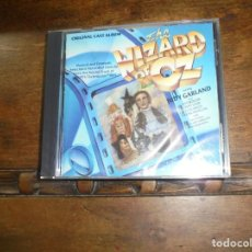 CDs de Música: THE WIZARD OF OZ. BANDA SONORA ORIGINAL . CBS, 1989. CD. . Lote 171750324