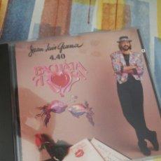 CDs de Música: JUAN LUIS GUERRA 4.40 / CD / BACHATA ROSA. Lote 171755953