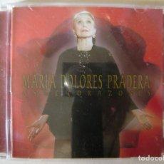 CDs de Música: MARIA DOLORES PRADERA.AS DE CORAZONES...PEDIDO MINIMO 5€. Lote 171758795