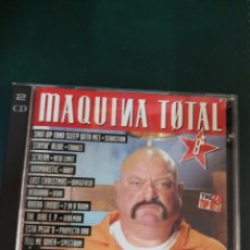 CDs de Música: MAQUINA TOTAL 8 / DOBLE CD - MAX MUSIC - 1995 / 26 TEMAS / CALIDAD LUJO.. Lote 171770293