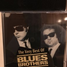 CDs de Música: BLUES BROTHERS-THE VERY BEST OF THE BLUES BROTHERS. Lote 171772980