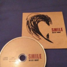 CDs de Música: SMILE. DO AS I WANT. Lote 171776849