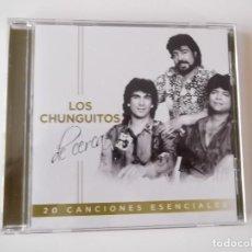 CDs de Música: LOS CHUNGUITOS - DE CERCA (20 CANCIONES ESENCIALES). Lote 171790049