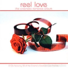 CDs de Música: REEL LOVE: THE CINEMATIC ROMANCE ALBUM - NUEVO Y PRECINTADO. Lote 171795333