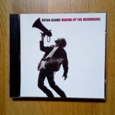 CDs de Música: BRYAN ADAMS - WAKING UP THE NEIGHBOURS, A&M RECORDS, 1991. GERMANY.. Lote 171805868