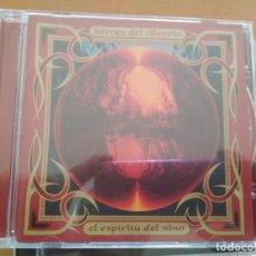 CDs de Música: HEROES DEL SILENCIO EL ESPIRITU DEL VINO CD. Lote 171806133