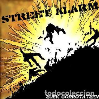 STREET ALARM - ZUEK GORROTATZEN (Música - CD's Rock)