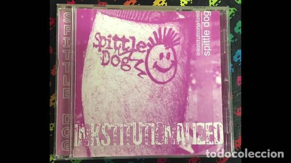 SPITTLE DOG - INKSTITUTIONALIZED (Música - CD's Rock)