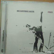CDs de Música: FREE HEARTBREAKER CD. Lote 171824303