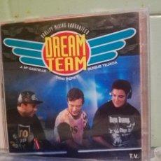CDs de Música: DREAM TEAM CD DOBLE MAX MUSIC QUIQUE TEJADA ,TONI PERET ,J.M. CATELLS . Lote 171832082
