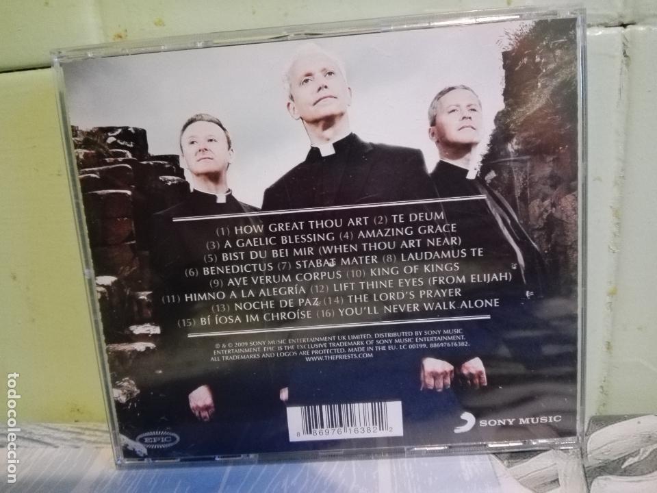 CDs de Música: THE PRIESTS - Harmony CD ALBUM 2009 - Foto 2 - 171834012