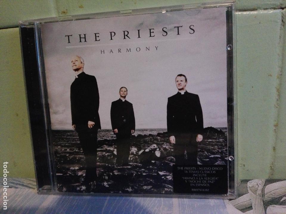 THE PRIESTS - HARMONY CD ALBUM 2009 (Música - CD's New age)