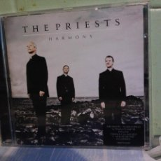 CDs de Música: THE PRIESTS - HARMONY CD ALBUM 2009. Lote 171834012