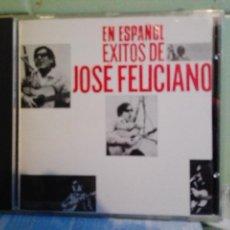 CDs de Música: CD JOSE FELICIANO, 18 EXITOS EN ESPAÑOL QUE SERA, DOS CRUCES, CAMINO RCA BMG 1991. Lote 171835987