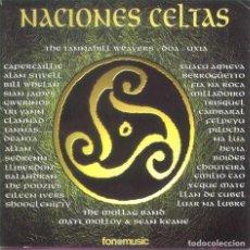 CDs de Música: NACIONES CELTAS / RECOPILATORIO FONOMUSIC 2 CD'S. Lote 171844897