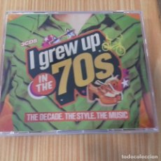 CDs de Música: I GREW UP IN THE 70S THE DECADE. THE STYLE. THE MUSIC 3 CDS . Lote 171965504