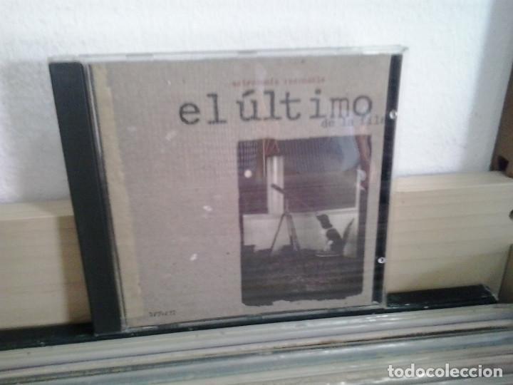 LMV - EL ÚLTIMO DE LA FILA. ASTRONOMÍA RAZONABLE. CD (Música - CD's Rock)