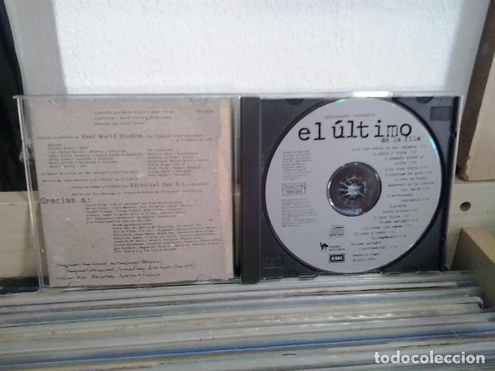 CDs de Música: LMV - El último de la fila. Astronomía razonable. CD - Foto 2 - 171966692