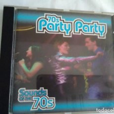 CDs de Música: 12-CD 70S PARTY PARTY , THE SOUND OF THE 70S, 2002. Lote 171972884