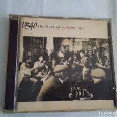 CDs de Música: 8-CD UB 40 THE BEST OF, VOL 2, 1995. Lote 171973095