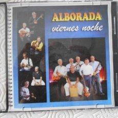 CDs de Música: ALBORADA. VIERNES NOCHE. COMPACTO CON 22 CANCIONES.. Lote 172000304