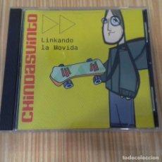 CDs de Música: CHINDASVINTO LINKANDO LA MOVIDA . Lote 172011052