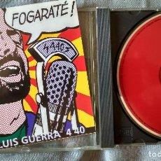 CDs de Música: JUAN LUIS GUERRA Y 4:40 - FOGARATÉ. CD 1994. Lote 172011517