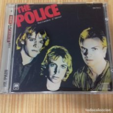 CDs de Música: THE POLICE OUTLANDOS D'AMOUR EL PAIS. Lote 172012420