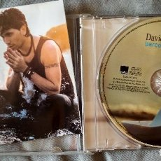 CDs de Música: DAVID DEMARIA - BARCOS DE PAPEL. CD 2004. Lote 172014270