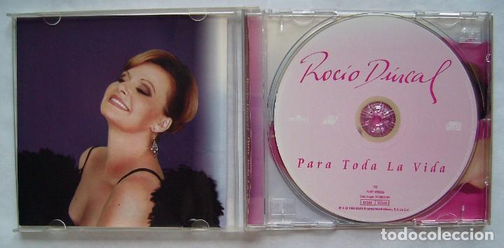 CDs de Música: ROCÍO DURCAL. CD 1999. - Foto 2 - 172029208