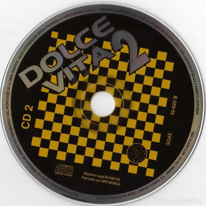 CDs de Música: dolcevita 2 - lo mejor del italo-dance (3cds) 1998 - Foto 4 - 172032598
