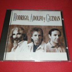 CDs de Música: RODRIGO, ADOLFO Y GUZMÁN, ÁLBUM 1994. Lote 172032967