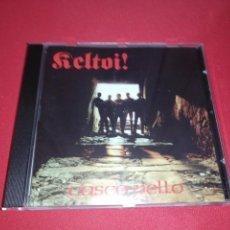 CDs de Música: KELTOI ! CASCO VELLO 1998. Lote 172033035