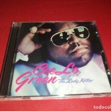 CDs de Música: CEE LO GREEN THE LADY KILLER. Lote 172033190