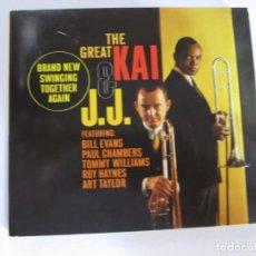CDs de Música: CD THE GREAT KAI &J.J. IMPULSE J.J.JOHNSON & KAI WINDING. Lote 172035012