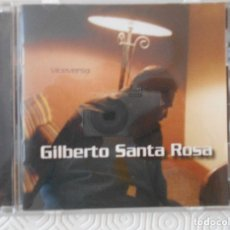 CDs de Música: GILBERTO SANTA ROSA. VICEVERSA. COMPACTO CON 13 CANCIONES.. Lote 172045843