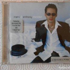 CDs de Música: MARC ANTHONY. MENDED. COMPCACTO CON 15 CANCIONES.. Lote 172046000